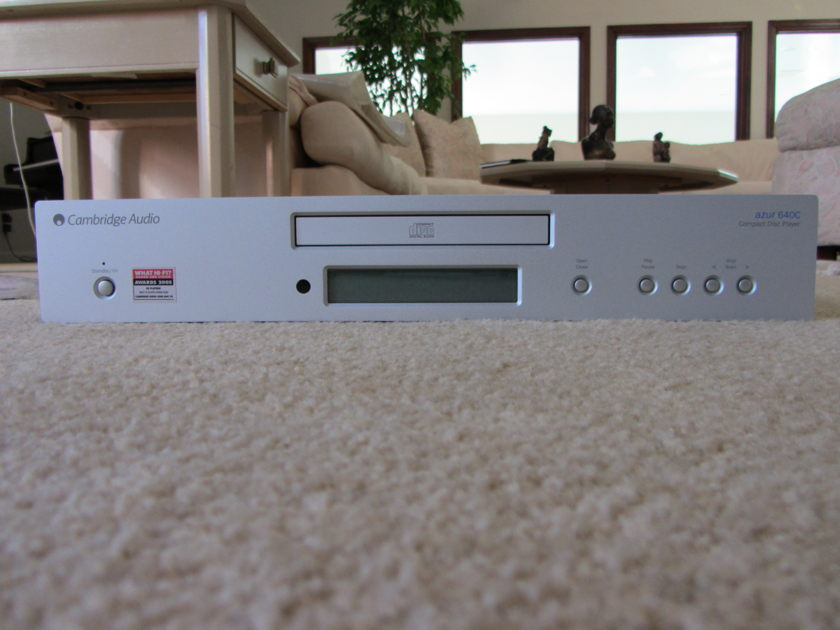 Cambridge 640C CD Player