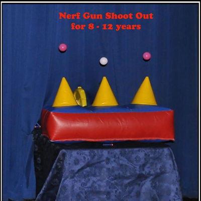 Shoot out Parties (Nerf Guns)