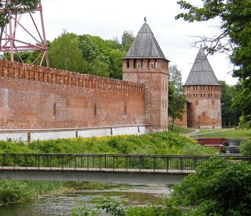 Город–щит, город–ключ к сердцу России (обзорная экскурсия)