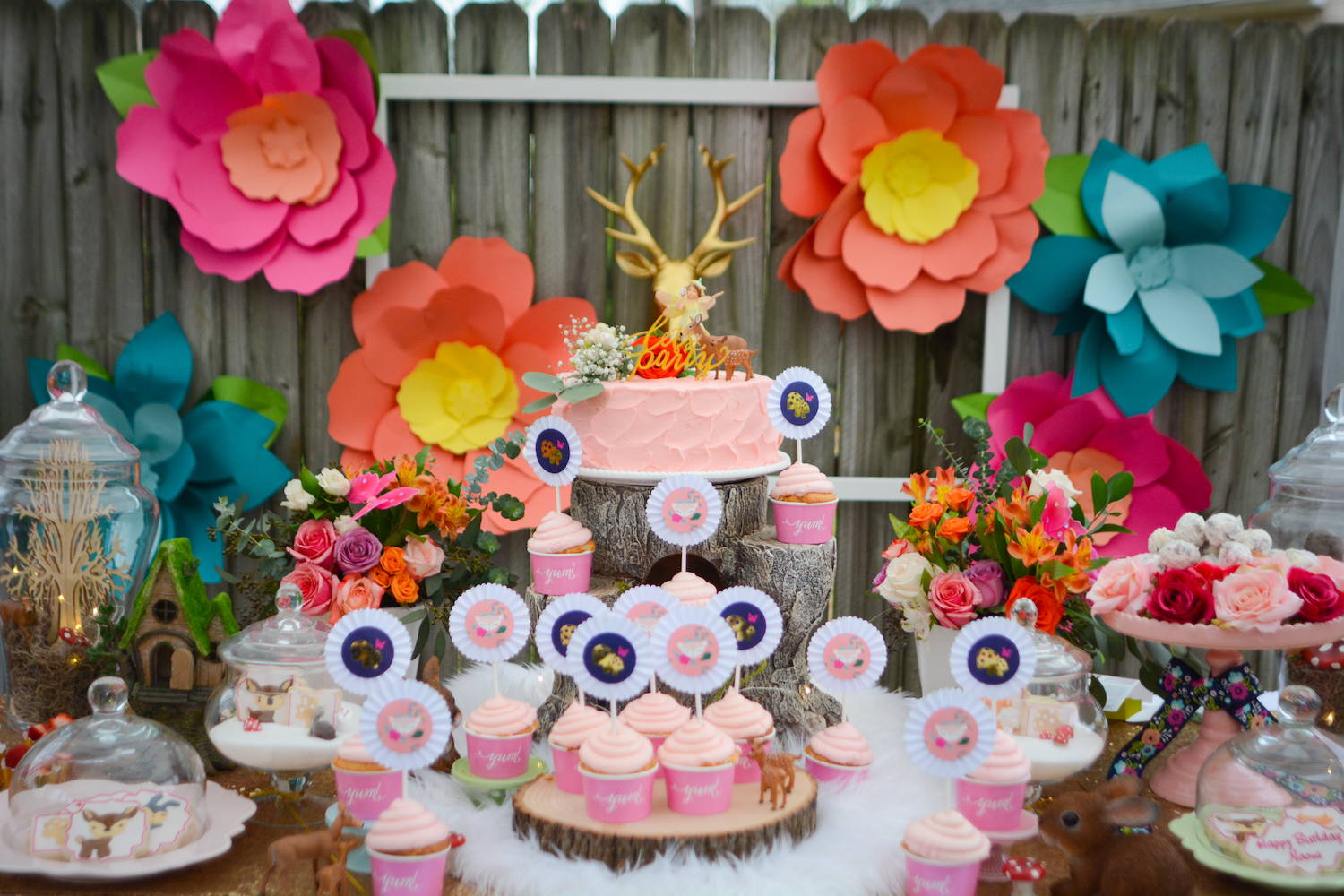 Garden Party, Tea Party Decor