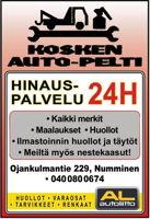 Kosken Auto-Pelti Hinauspalvelu, Mäntsälä