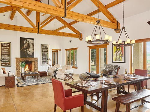 Aspen/Colorado: Luxury hideaway in the Rocky Mountains goes on the market