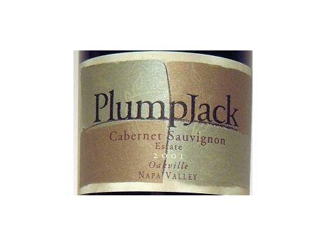 Plumpjack Estate Cabernet Sauvigon 2001 3 Liter - RP 93+