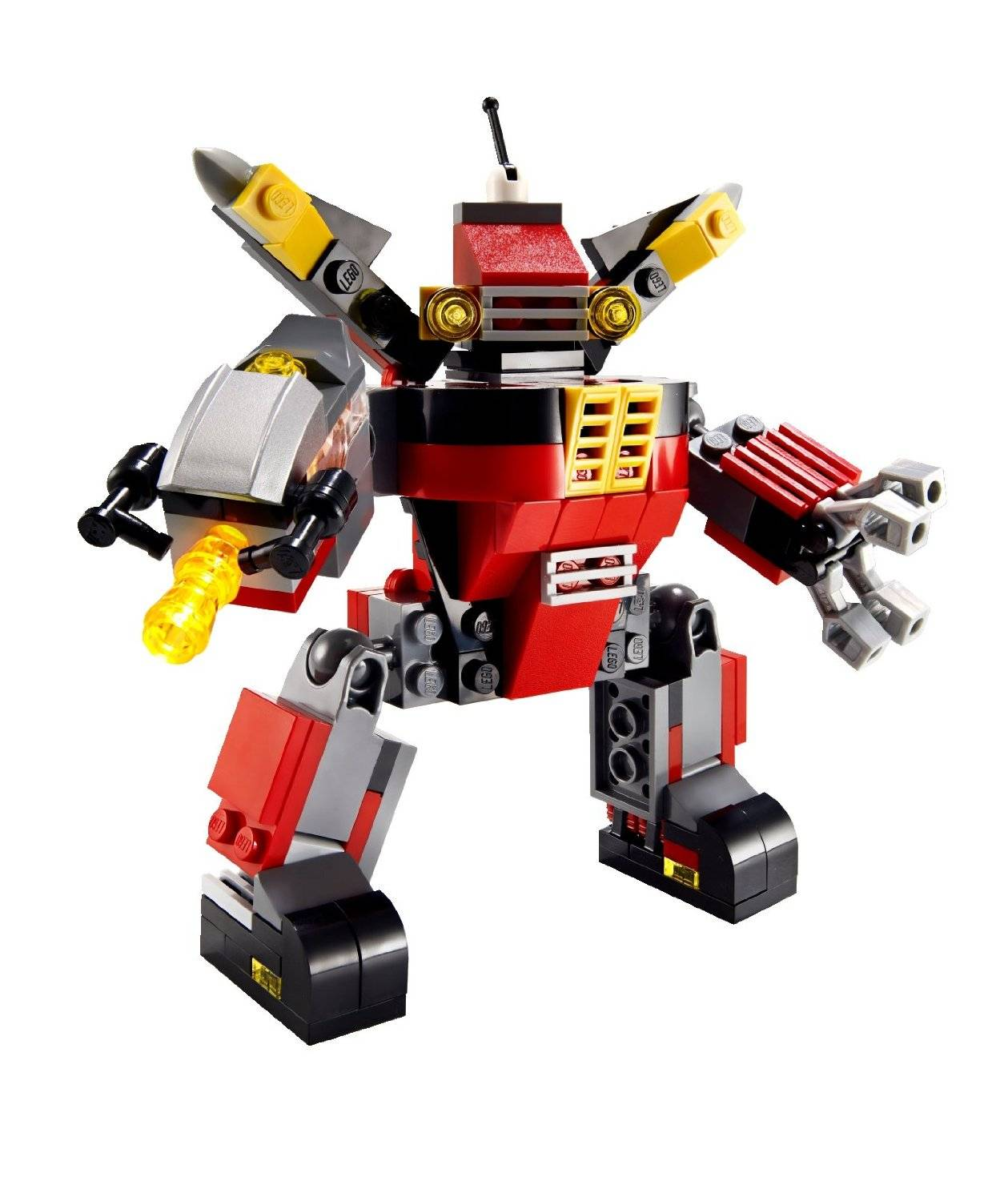 The LEGO Creator Rescue Robot