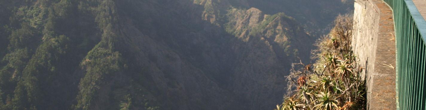 Обзорная экскурсия в долину монахинь (Curral das Freiras) острова Мадейра