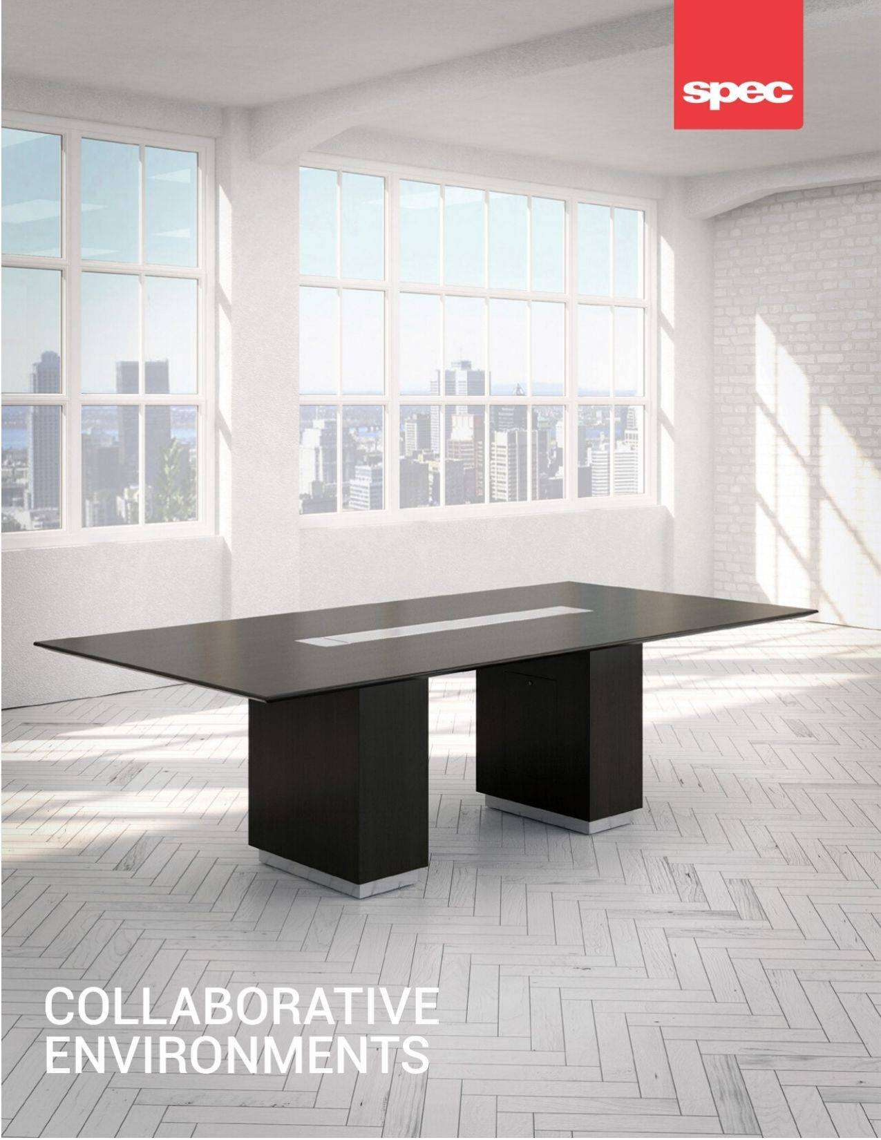 Spec Furniture Collaborative Environments Brochure
