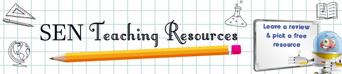 SEN Teaching Resources