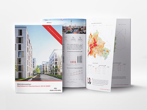 Market Report on Residential Property in Germany: Prices reach record levels