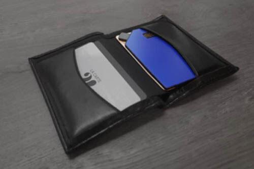 Protec card - porte carte connecté