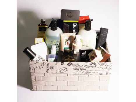 Lux Hair, Skin and Body Care Basket from Northside Pharmacy