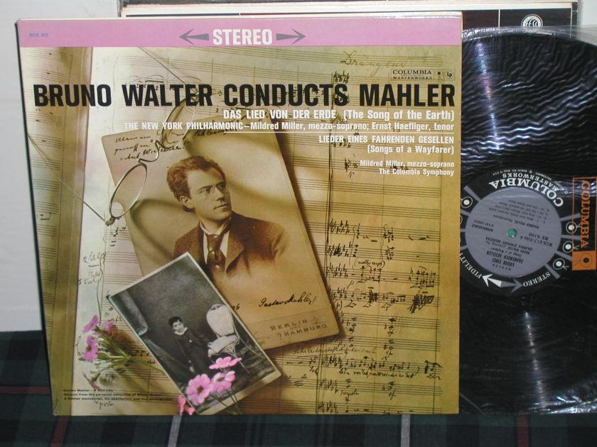 Walter/NYPO  Mahler Das Lied - Von Der Erde. 6EYE STEREO Fully laminated gatefold M2S617