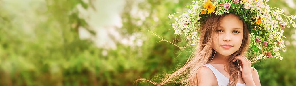 Květinový polibek pro maminku