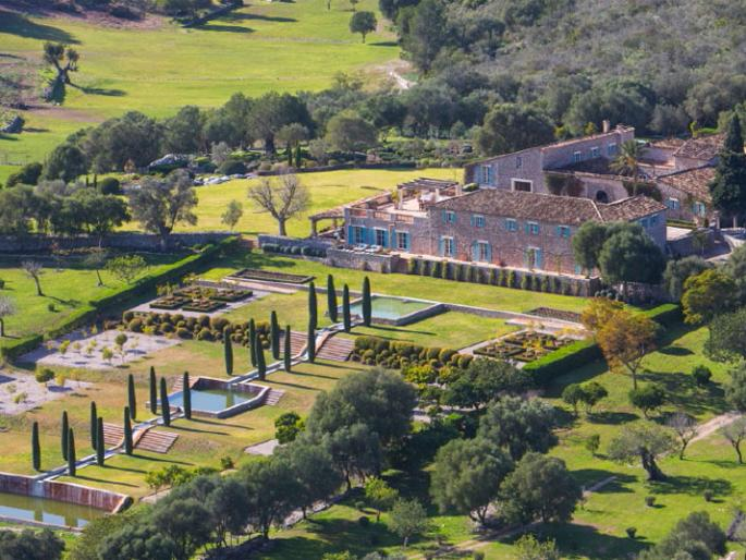Historic finca estate close to Calvia