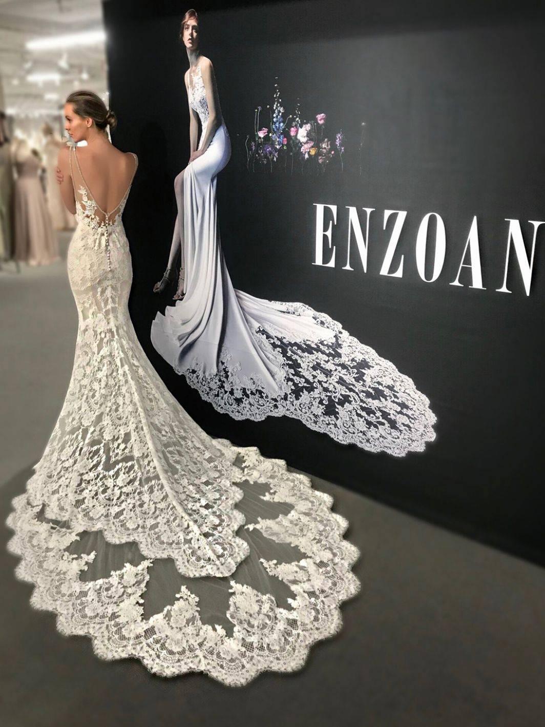 ENZOANI NANETTE DRESS
