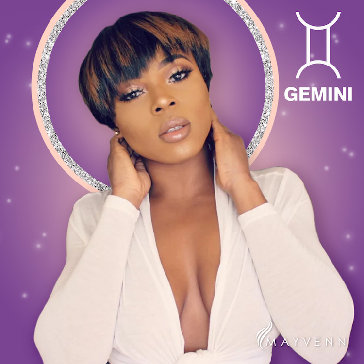 hair horoscope gemini