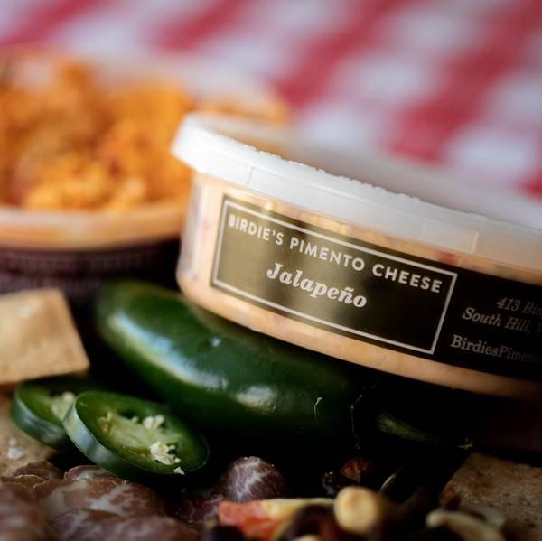Bidie's Pimento Cheese - Jalapeno Pimento Cheese