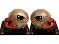 Autographed Patriots Legends Helmet