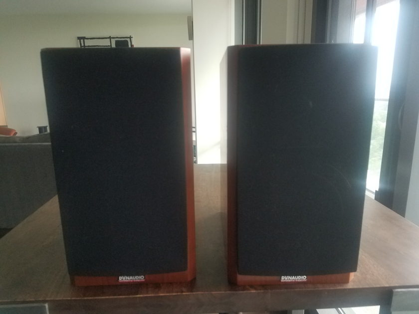 Dynaudio Focus 110a Great Condition Cherry