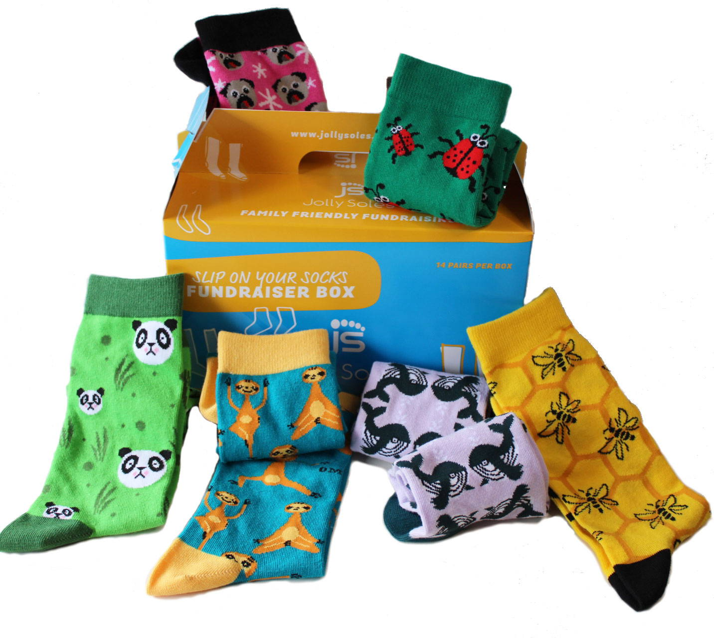 Jolly Soles Best Fundraising Products