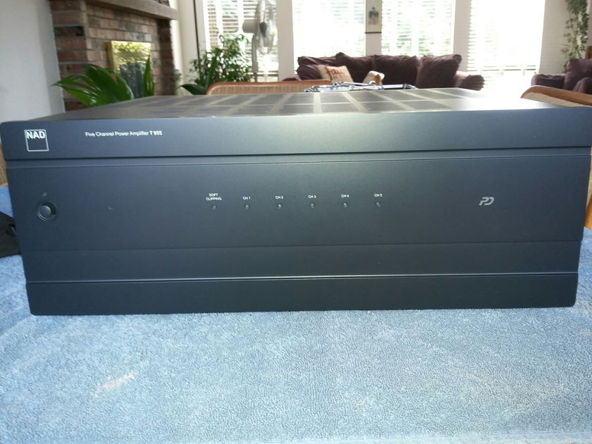NAD T955 5 CHANNEL AMP.