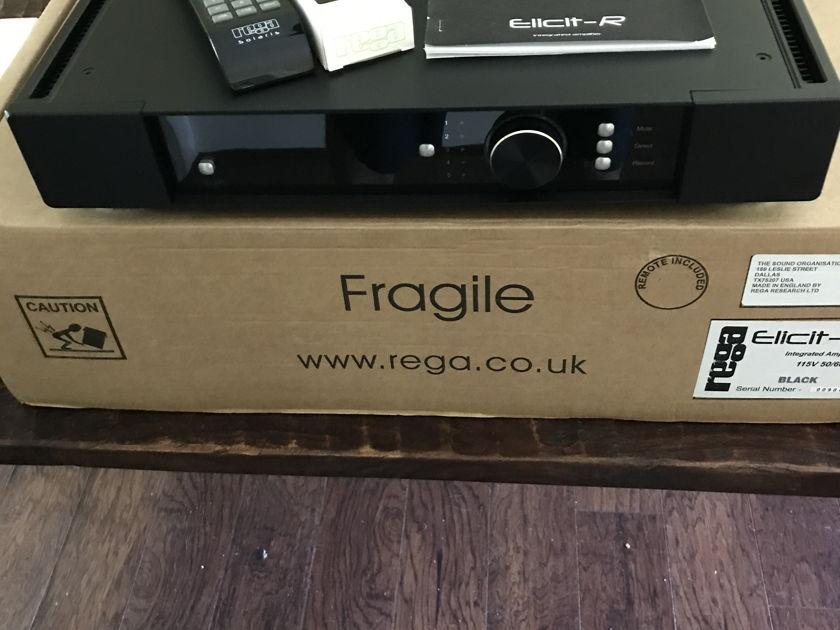 Rega Elicit-R Integrated Amplifier New Price L@@K