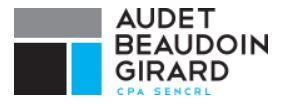 Audet Beaudoin Girard - CPA