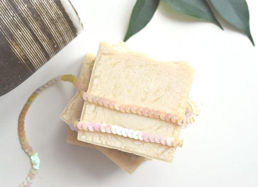 «Шелк и кашемир» натуральное мыло с шелком