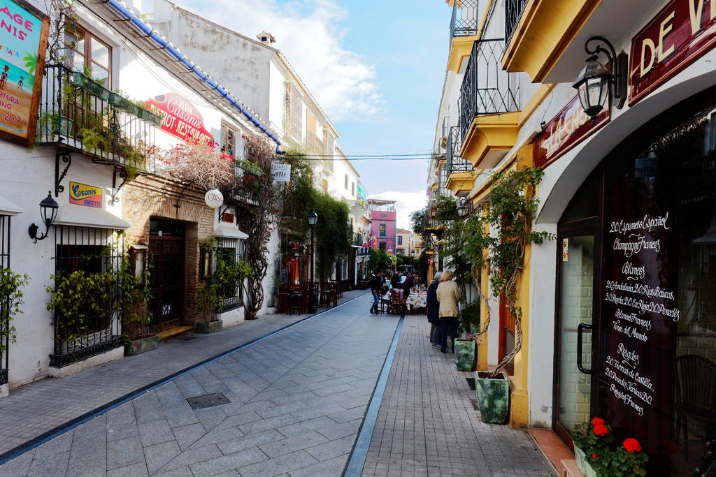 Marbella, rest and relax travel destination