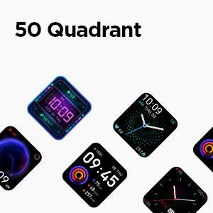 Amazfit Bip U Pro - 50 Quadrant