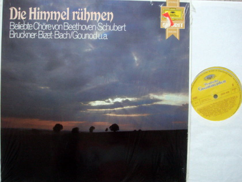 DG / RICHTER-KEBELIK-KARAJAN, - Famous Choir Songs, NM!