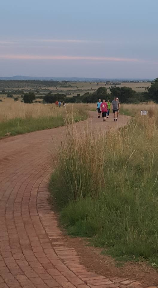 Potchefstroom - Lekwena Full Moon Charity Walk 2 March 2018 - event report