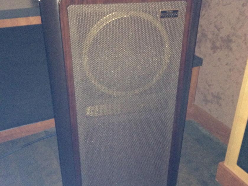 Tannoy Kingdom Royal Mk 11 Top Line Speakers