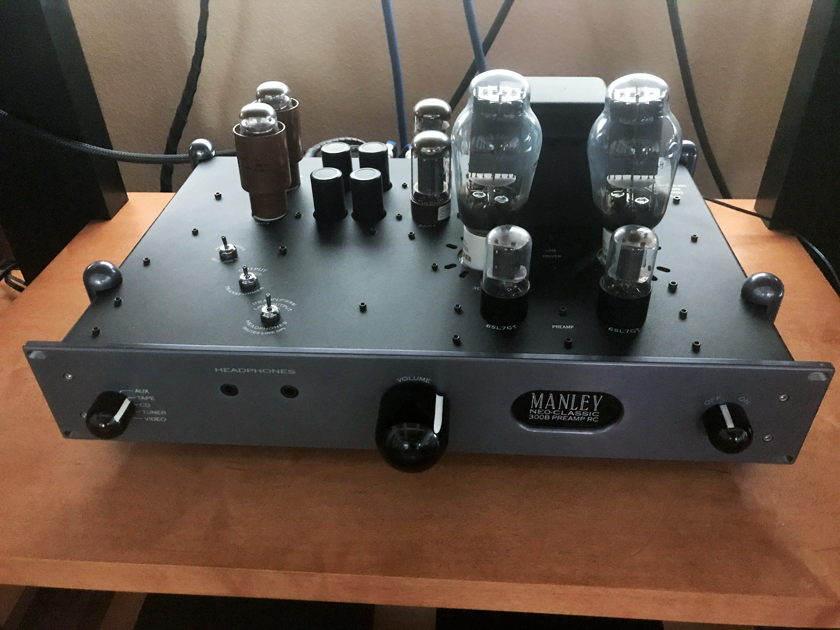 Manley  Neo-Classic 300B RC Preamp