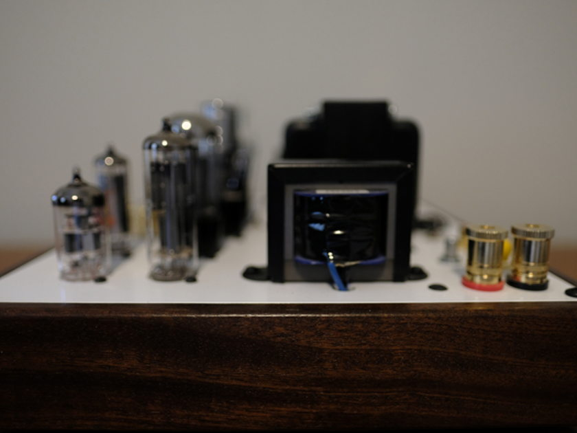 Decware Mini Torii Single-ended Dual Mono Amp with Lots of Tubes!