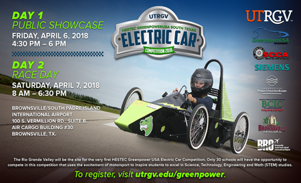 Green Usa South Texas Electric Car Compeio Info On Apr 5 2018 694451 Motorsportreg