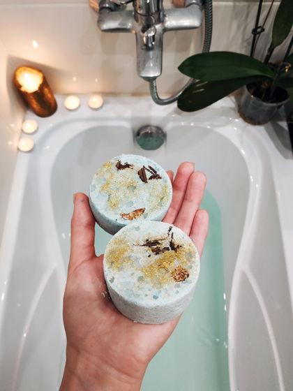 """Бомбочка для ванны """"Афродизиак"""""""