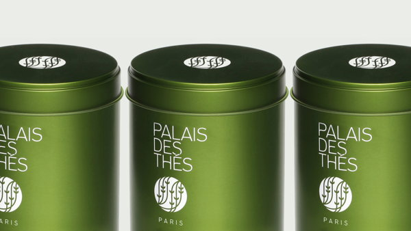 Palais des Thés Paris - Branding & Packaging