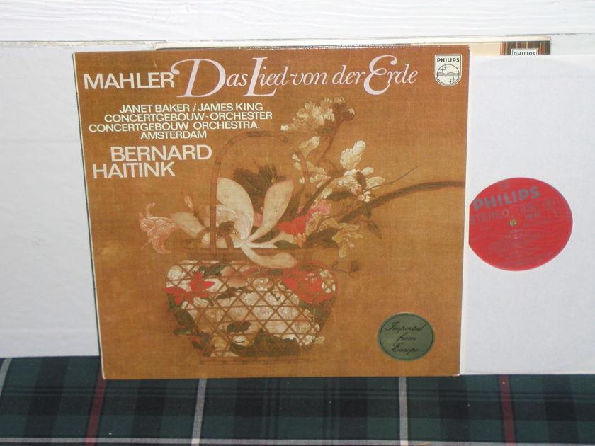 Haitink/COA - Mahler Philips Import Pressing 6500