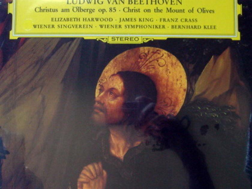 ★Sealed★ DG / KLEE, - Beethoven Christ on the Mount of Olives!