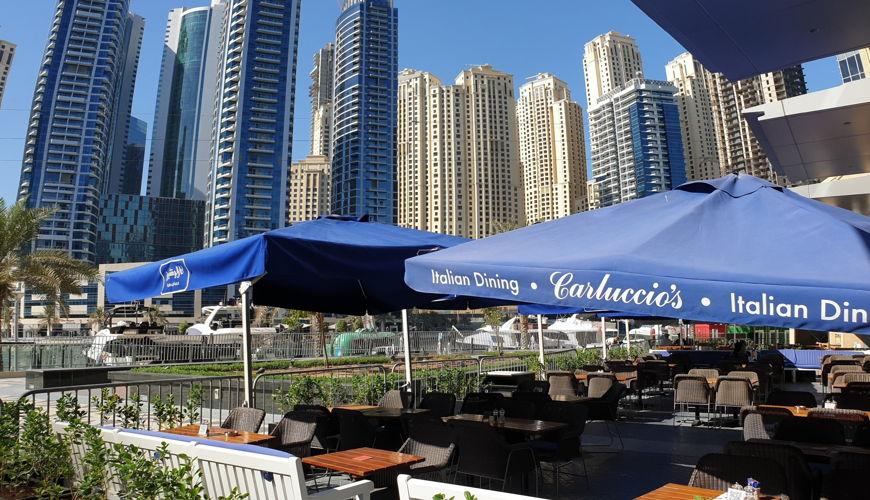 صورة Carluccio's Dubai Marina Mall