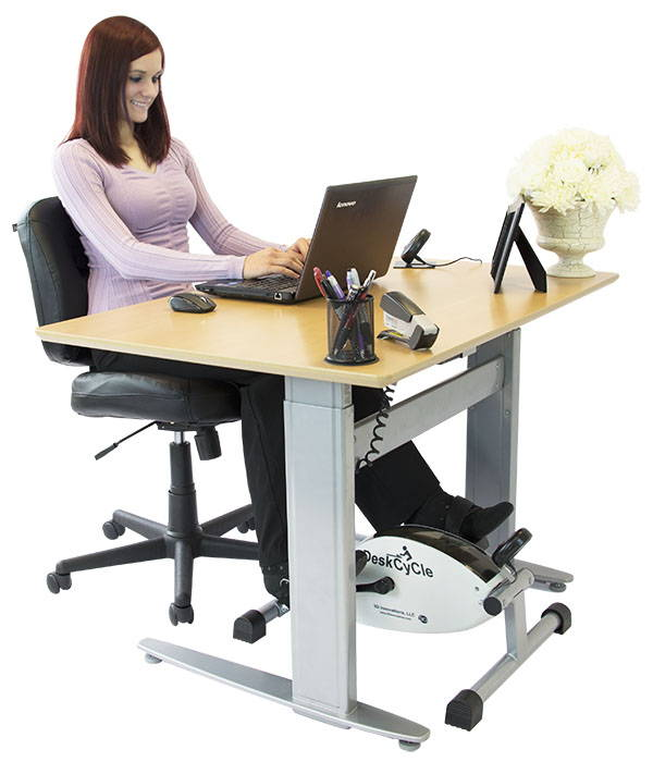 Tips For Using The Deskcycle At Your Desk
