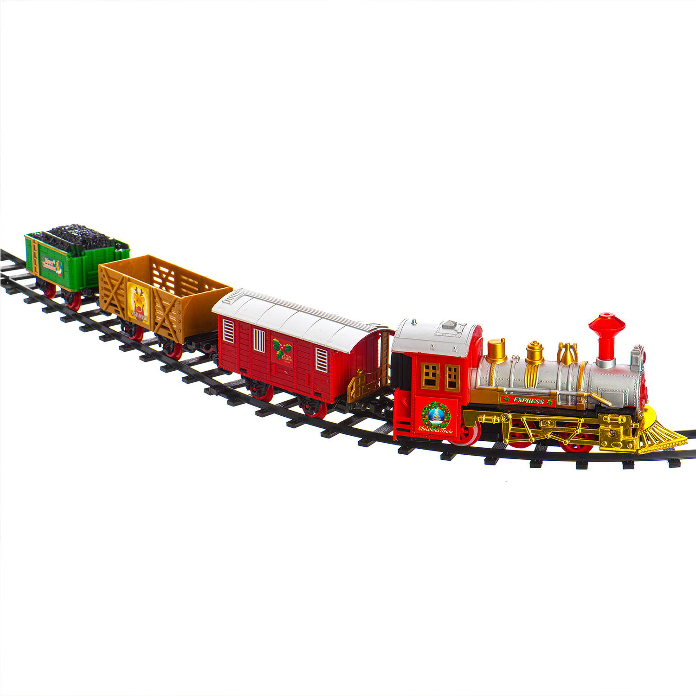 Xmas Train Set
