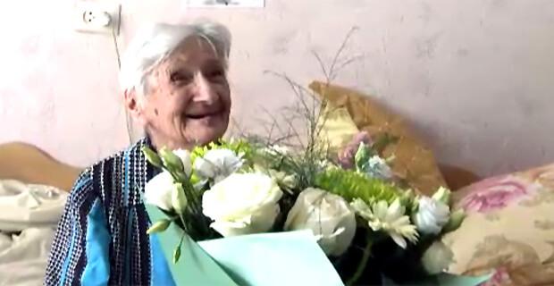 Известный забайкальский радиожурналист Ада Забелина отметила свой юбилей - 95 лет - Новости радио OnAir.ru