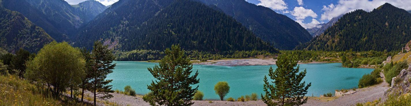 Тургень и озеро Иссык (индивидуальная выездная групповая экскурсия)
