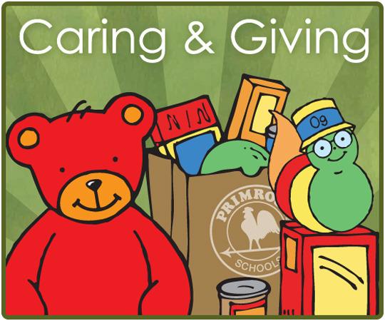primrose preschool caring and giving