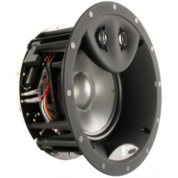 "C563DT 6 1/2"" Dual-Tweeter In-Ceiling Speakers"