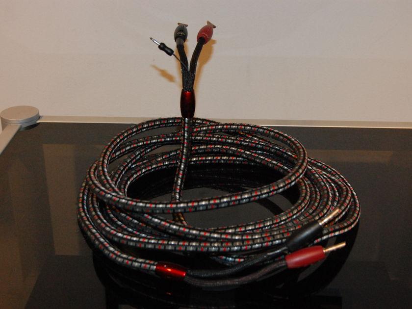AudioQuest CV-8 Single Speaker Cable 18ft.