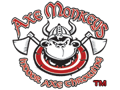 Axe Monkeys throwing adventure and dinner at Hash House A Go Go