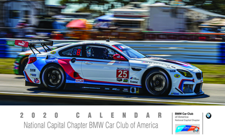 OFFICIAL 2020 NCC Wall Calendar SALE
