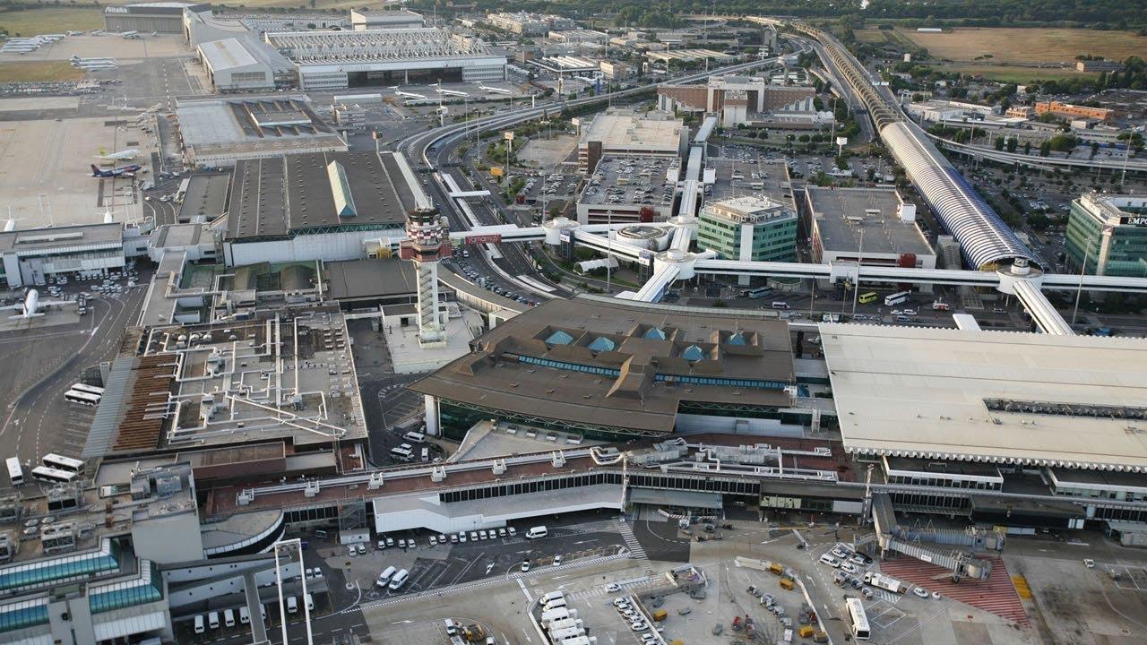 Как добраться из аэропорта Рима Фьюмичино до города